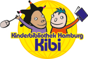 Logo - Kinderbibliothek 'Kibi' Hamburg