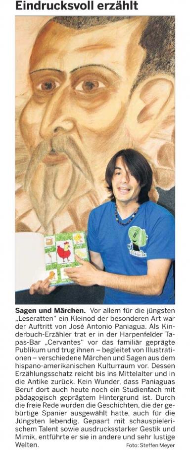 Wittlager Kreisblatt, 16.6.2009