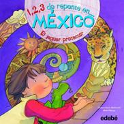 1,2,3 de repente … en México - el jaguar protector