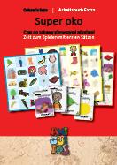 Dodatkowa książka ćwiczeń | Arbeitsbuch Extra: Super oko