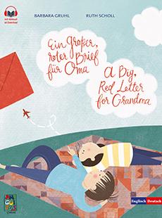 Ein großer, roter Brief für Oma - A Big, Red Letter for Grandma